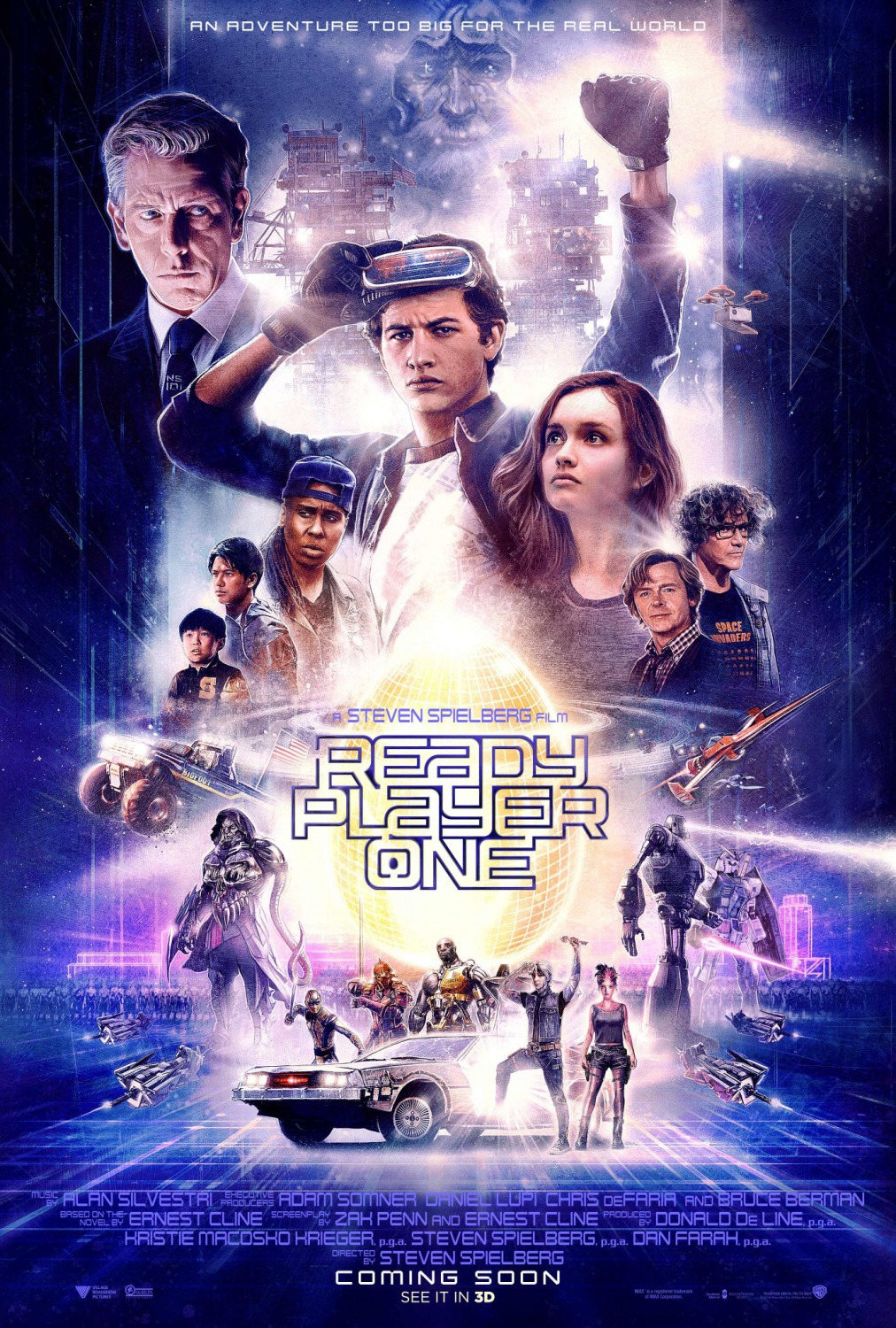 Ready Player One tráiler 3.