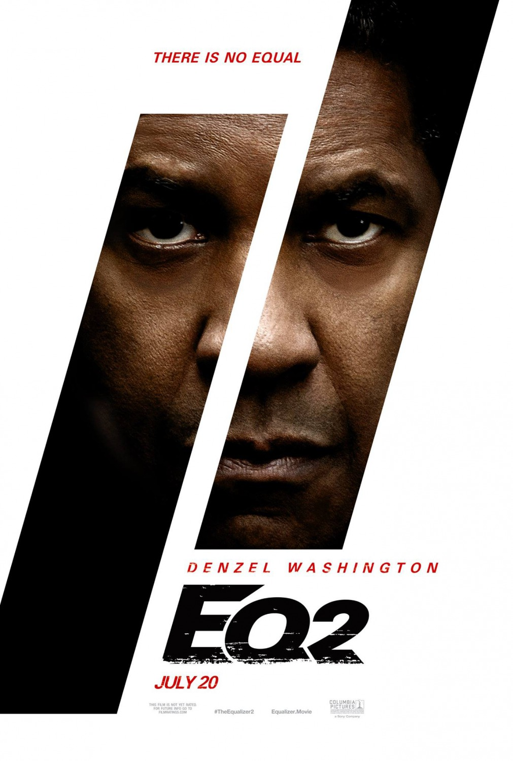 The Equalizer 2 tráiler.