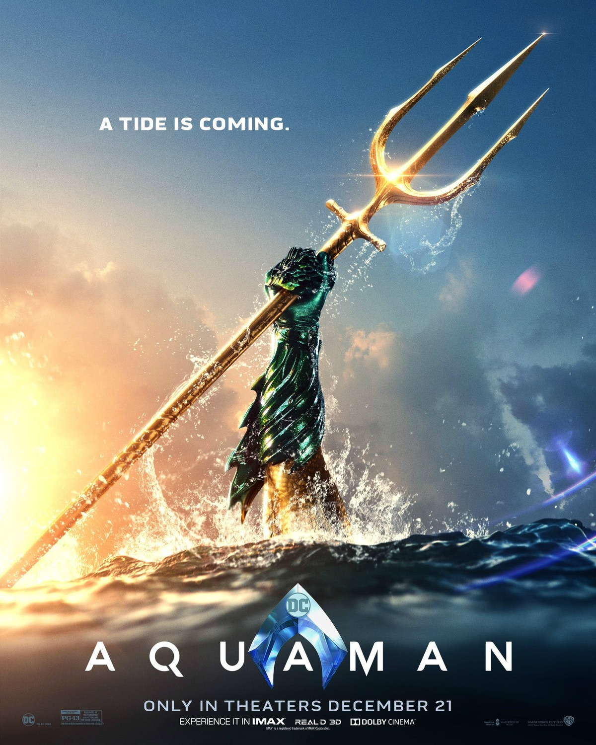 Aquaman avance exclusivo.